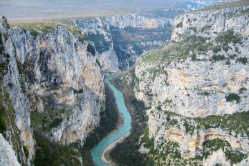 Tourtour, Bargemon and Aups: old villages, the Lac St Croix and the Gorges du Verdon