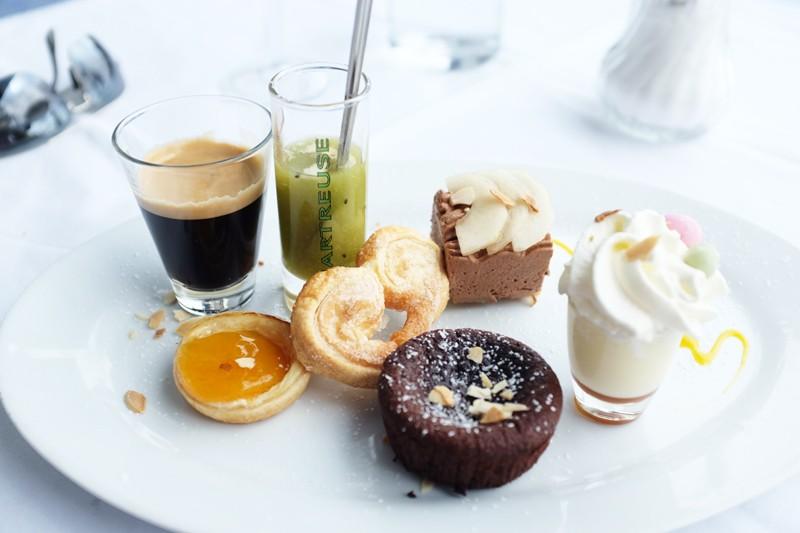 Cafe Gourmand Sainte Maxime